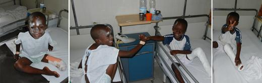 Cadê os trabalhos científicos em África?