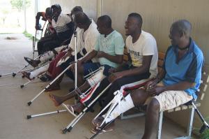 Pacientes operados no projecto OSF