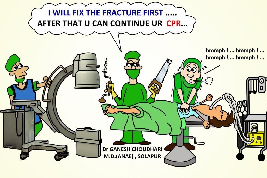 Os ortopedistas são carpinteiros?